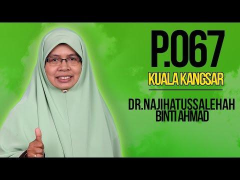 Ucapan Sulong Calon: Dr. Najihatussalehah Ahmad