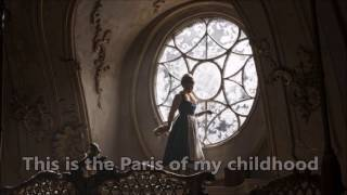 Video Beauty and the Beast 2017 - How Does a Moment Last Forever (Montmartre) LYRICS MP3, 3GP, MP4, WEBM, AVI, FLV Desember 2017