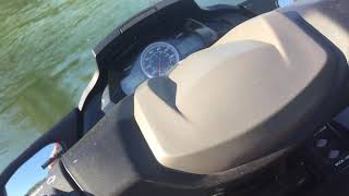 7. 2014 Yamaha FX SHO supercharged 0-60