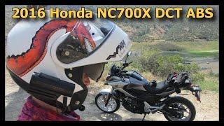 8. What I'm Riding Now...2016 Honda NC700X DCT ABS