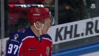 ЦСКА - Нефтехимик 3:2Б, 19 ноября 2017