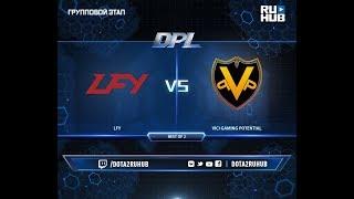 LFY vs VGP, DPL 2018, game 1 [GodHunt, Inmate]