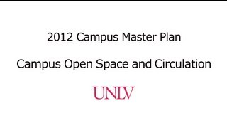 Campus Open Space and Circulation