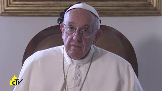 Vídeo-mensagem do Papa Francisco ao Povo Português