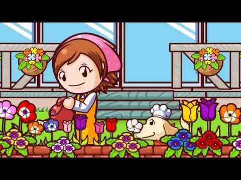 【Cooking Mama Movie】In The Garden! ガーデニングしよう!