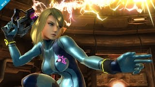 Top 10 Zero Suit Samus Plays
