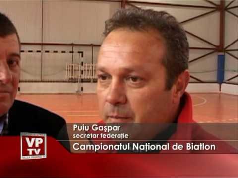 Campionatul Naţional de Biatlon