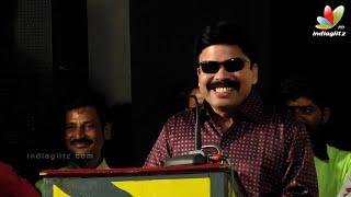 """ I am Popular in Thiar Jail too "" - Powerstar Srinivasan | Perarasu | Thiar Movie Audio launch"