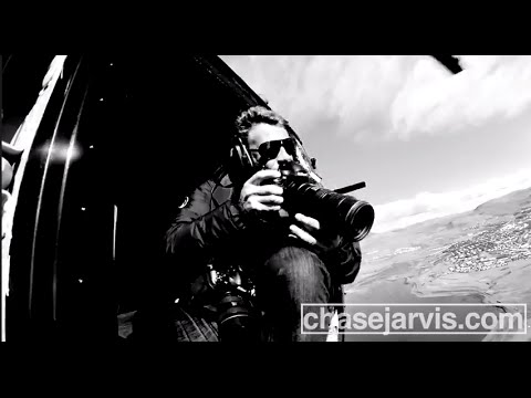 raw - Award winning photographer Chase Jarvis takes to the air to shoot landscape photos in Iceland. Music by Big Chocolate: https://bigchocolate.us SUBSCRIBE: http://bit.ly/16MHmg0 About Chase...