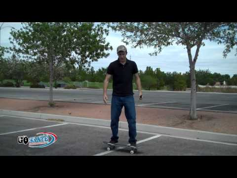 How to Nollie on a Skateboard
