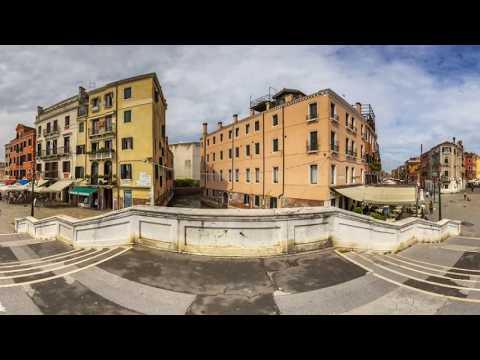 Venedig Mai 2018 - virtuell - 360° Panoramen