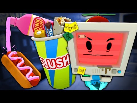The WORST Employee Challenge - Job Simulator (VR)
