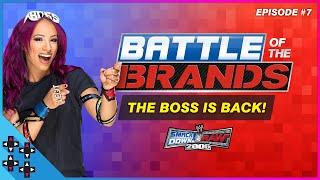 Video Battle of the Brands #7: SASHA BANKS RETURNS TO UPUPDOWNDOWN! - SmackDown vs. Raw 2006 MP3, 3GP, MP4, WEBM, AVI, FLV Juni 2018