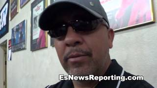 joel diaz once pacquiao hits you the fight is not the same - EsNews boxing