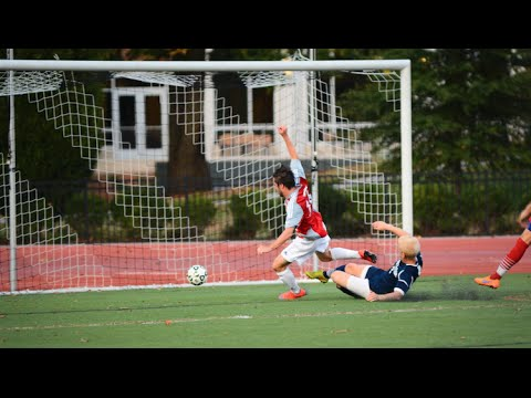 Men's Soccer Highlights vs NC Wesleyan