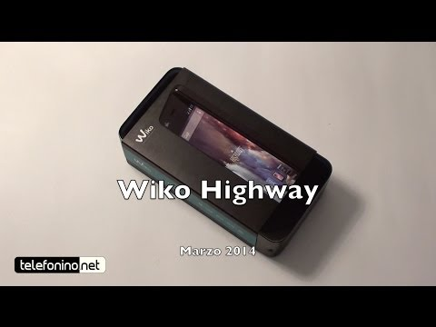 Wiko Highway la videorecensione