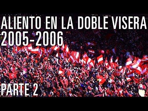 Video especial: Aliento en la Doble Visera 2005-2006. PARTE 2. - La Barra del Rojo - Independiente