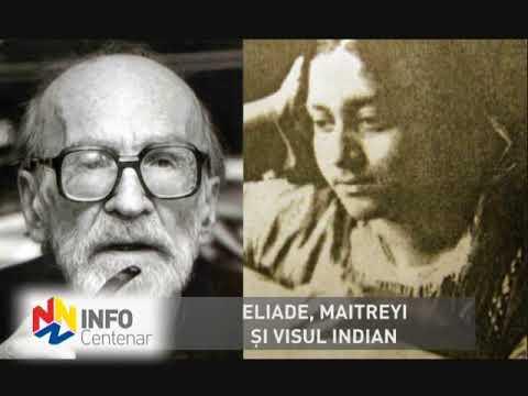 Eliade, Maitreyi şi visul indian