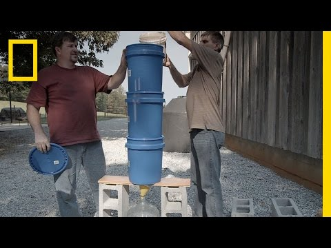 Doomsday Preppers – Doomsday Prepper Tips: Water Filter