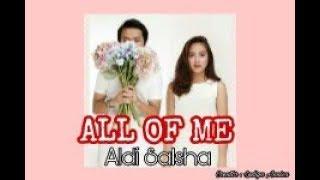 Video All of me -  Alvaro maldini dan Salshabilla MP3, 3GP, MP4, WEBM, AVI, FLV Maret 2018