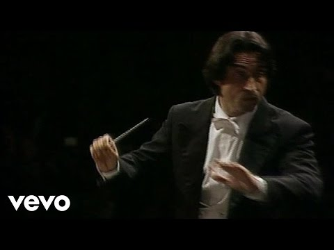 Wiener Philharmoniker, Riccardo Muti - 1. Molto allegro