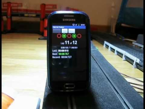 Video of Slot Car Trainer Free