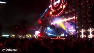 David Guetta @ ULTRA MUSIC FESTIVAL MIAMI 23-03-2013