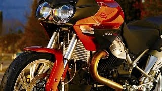7. Moto Guzzi Stelvio 1200 8V and NTX full review