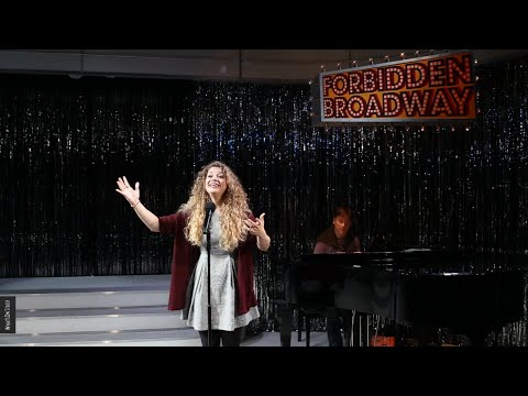 broadway - Ahead of the West End opening of Forbidden Broadway at the Vaudeville Theatre, footage has been leaked showing Les Mis star Carrie Hope Fletcher's auditionin...