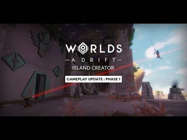 Island Creator : Gameplay Phase 1