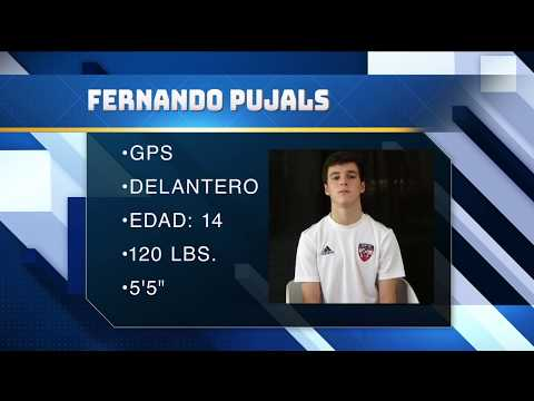 Video Perfil: Fernando Pujals | Soccer Player Profile: Fernando Pujals