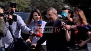 Ish-ministri Tahiri rikthehet në kuvend: Nuk kam frikë nga arrestimi, rrëzohet kameramani