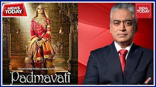 Video Mewar Royal Family Member On Padmavati Row | News Today With Rajdeep Sardesai MP3, 3GP, MP4, WEBM, AVI, FLV November 2017