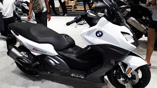 8. BMW C650 Sport 2017