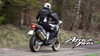 9. 2019 Honda Africa Twin Adventure Sports & CRF 1000L DCT   Review