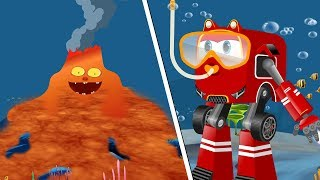 Video Supercar Rikki Finds Monster underwater Rescue Baby Shark & Kids | Car Cartoon Rhyme MP3, 3GP, MP4, WEBM, AVI, FLV November 2018