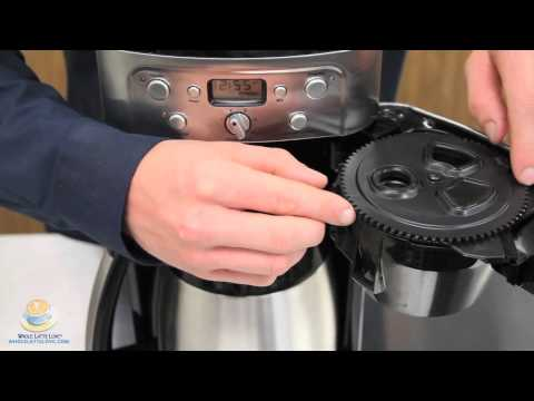 Cuisinart DGB-900 Grind and Brew Thermal Coffee Maker