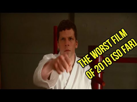 The Worst Film of 2019 - The Art of Self Defense (Review)