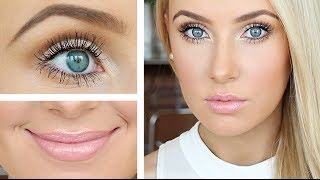 MY BEAUTY TRICKS: Massive Lashes, Defined Brows, Flawless Skin!