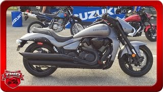 3. 2017 Suzuki Boulevard M109 BOSS Motorcycle Review