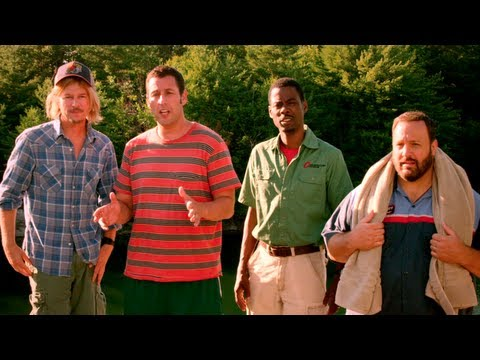 sandler - Grown Ups 2 Trailer 2013 - Official movie trailer in HD - starring Adam Sandler, Kevin James, Chris Rock, David Spade, Salma Hayek - directed by Dennis Dugan...