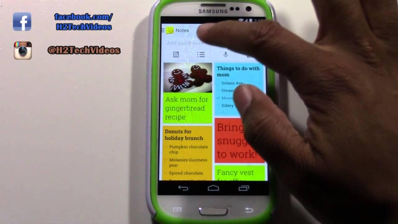 Descargar Galaxy S3 – 10 Must Have Apps para Celular  #Android