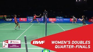 Download Video WD | AWANDA/ISTARANI (INA) [14] vs FUKUSHIMA/HIROTA (JPN) [2] | BWF 2018 MP3 3GP MP4