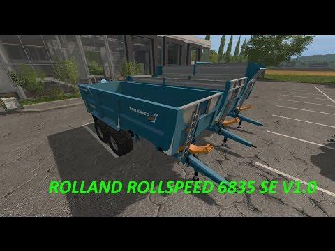 Rolland RollSpeed 6835 SE v1.0