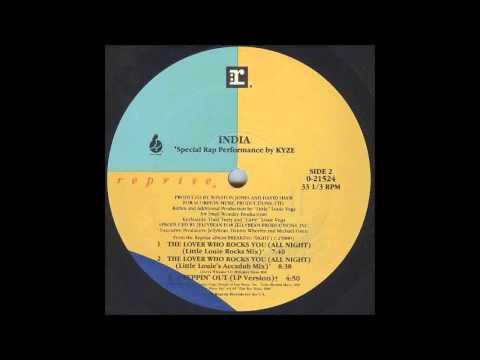 (1990) India - The Lover Who Rocks You (All Night) ['Little' Louie Vega Rocks RMX]