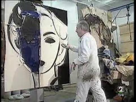 Subasta pintura mayo 2017. Manolo Valdés