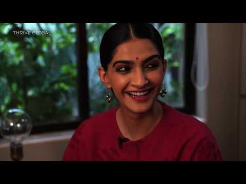 Well-Being Mantras Of Actor Sonam K Ahuja | Thrive Global India