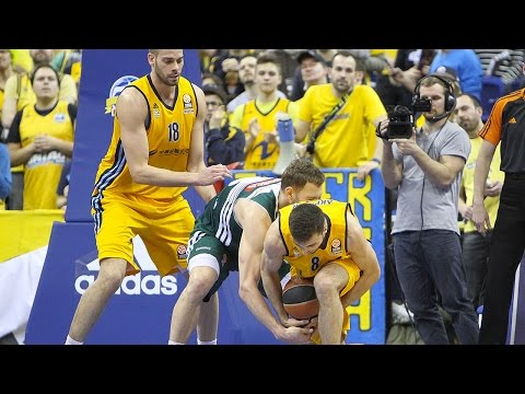 Highlights: ALBA Berlin-Zalgiris Kaunas