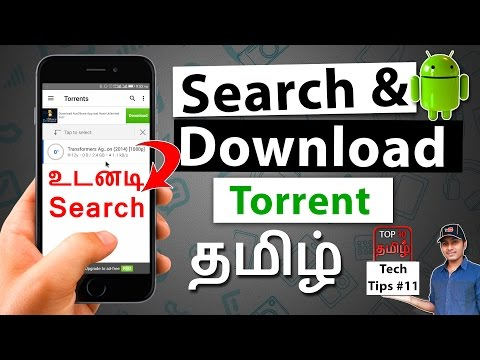 How To Search Amp Download Torrent In Android Tamil Top 10 Tamil Channel Tech Tips 13