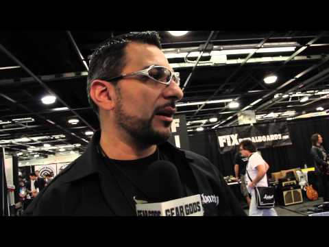 NAMM 2014: Madison Amps